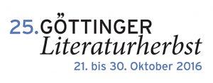 Programmheft Göttinger Literaturherbst 2016