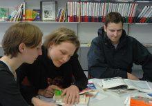 Georg August Universität Göttingen hat Am Wilhelmsplatz 4 eine neue Studienzentrale eingerichtet.