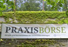 PRAXISBÖRSE am ZentralCampus der Georg-August-Universität Göttingen am 3. Juni 2015Platz der Göttinger Sieben 5, 37073 Göttingen