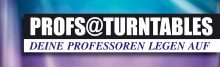 Profs at turntables