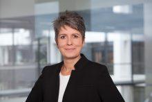 Alumna Ines Pohl, Foto: Deutsche Welle