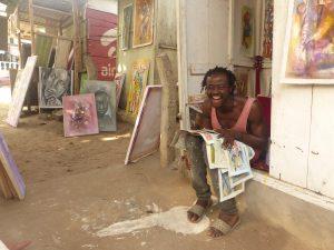 Ausstellung Ghana