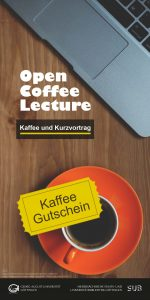 Flyer Coffee Lectures