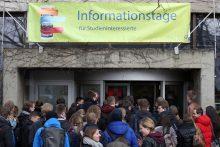 Informationstage für Studieninteressierte, 8. März 2016, Georg-August-Universität Göttingen