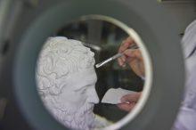 Tag der offenen Sammlung 2016 Gipsabgußsammlung - Restaurierungswerkstatt
