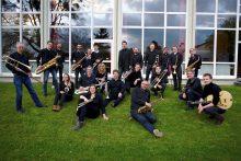 XYJazZ Band vor Aula