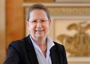 Prof. Dr. Ulrike Beisiegel, Präsidentin der Georg-August-Universität Göttingen Foto: Christoph Mischke