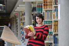 Fotos für die Georg-August-Universität Göttingen  Campus QPLUS   Einverständniserklärungen aller Personen auf den Bildern liegen vor!