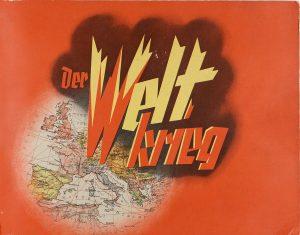 Cigaretten-Bilderdiest Der Weltkrieg