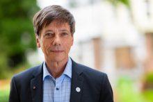 Präsident Prof. Dr. Reinhard Jahn (Foto: Klein und Neumann, Iserlohn)