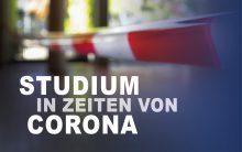 Studium & Corona banner